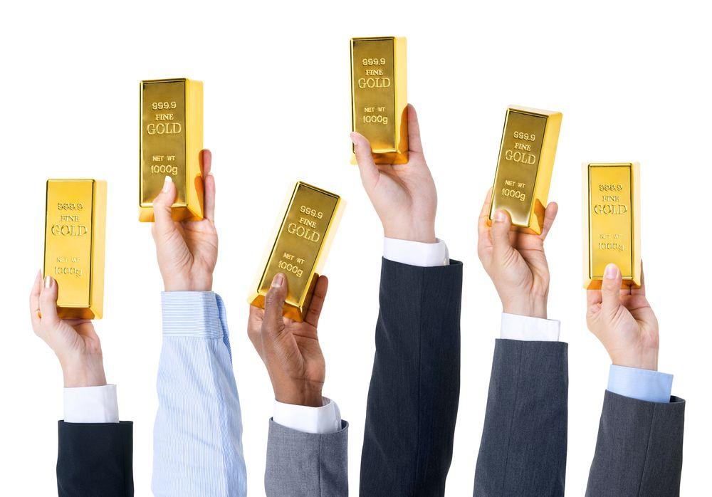 вложение деньги экономика золото