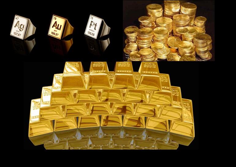 вкладывать деньги в золото