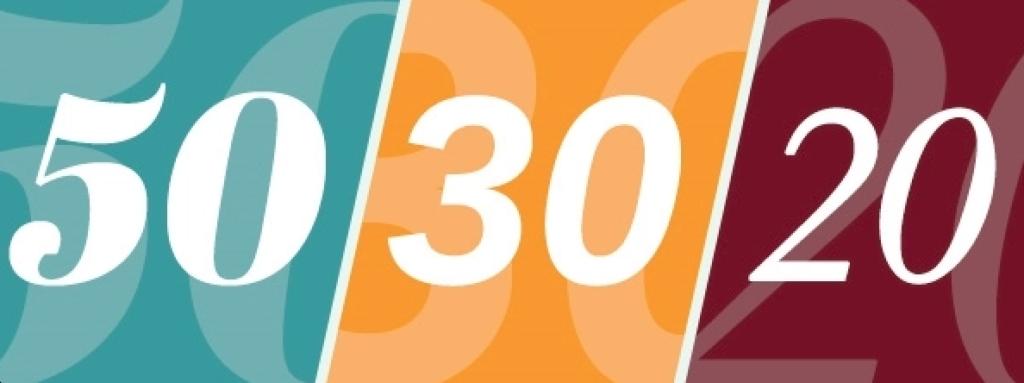 50 30 20 бюджет