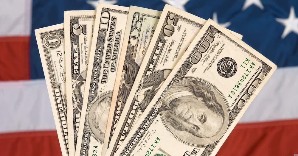 американский доллар история