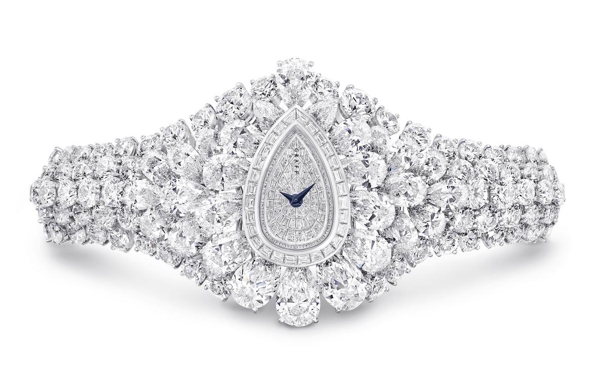у кого самые дорогие часы в мире
