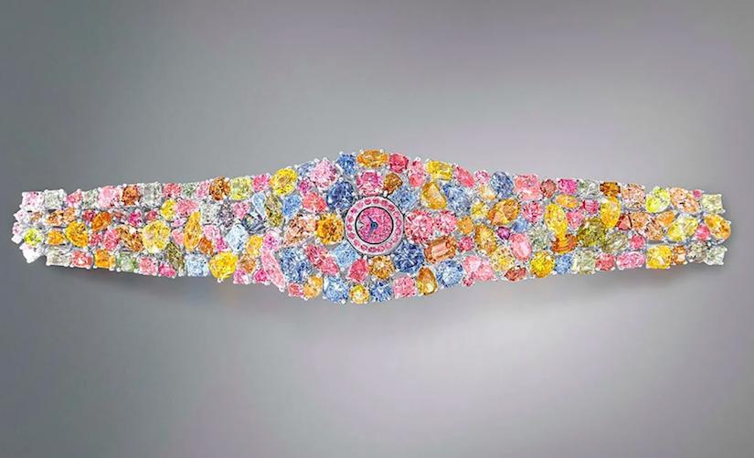 сколько стоят самые дорогие часы