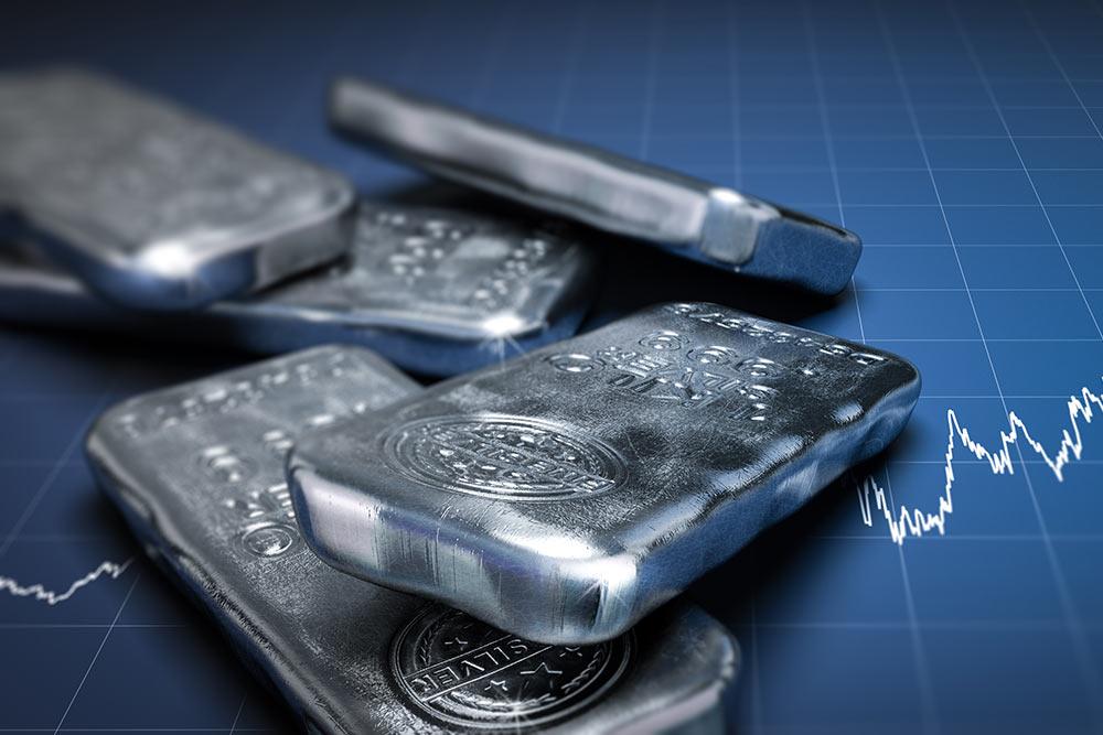 как вложить деньги в серебро