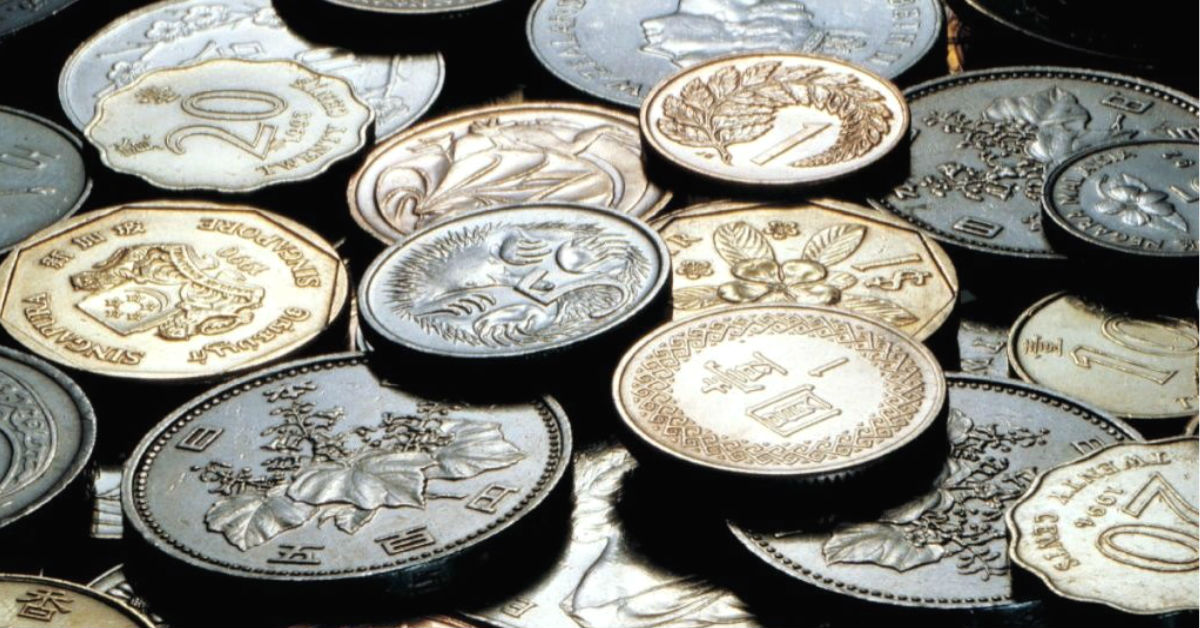 интересные факты про монеты