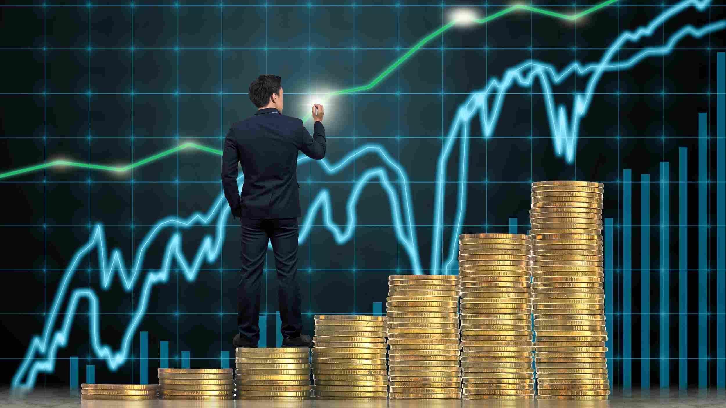 в какие акции вкладывать в кризис