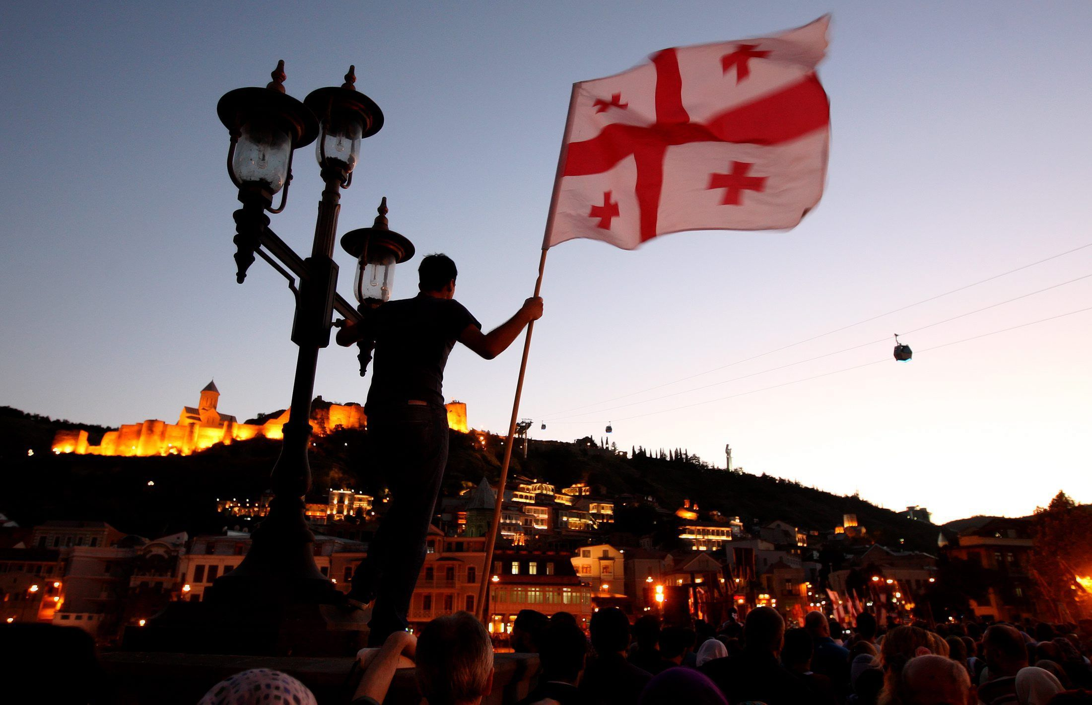 выход из гражданства грузии