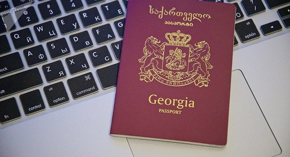 гражданство грузии для украинцев