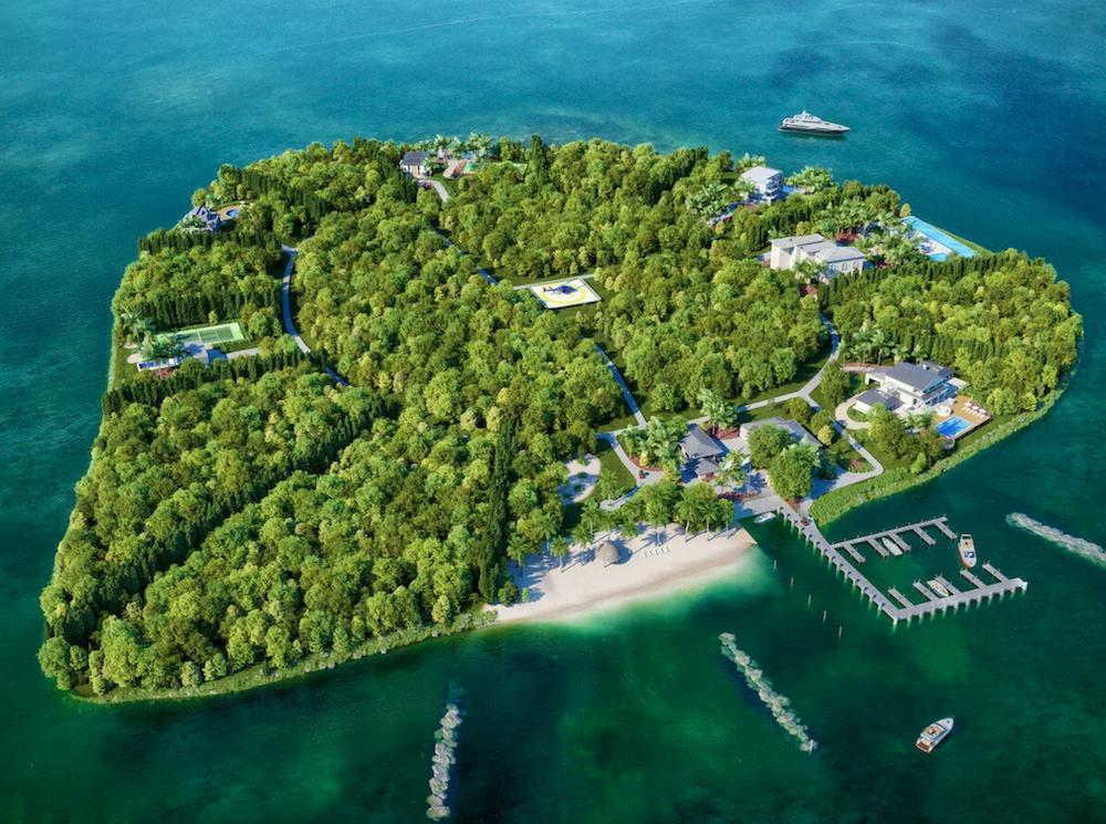 купить острова