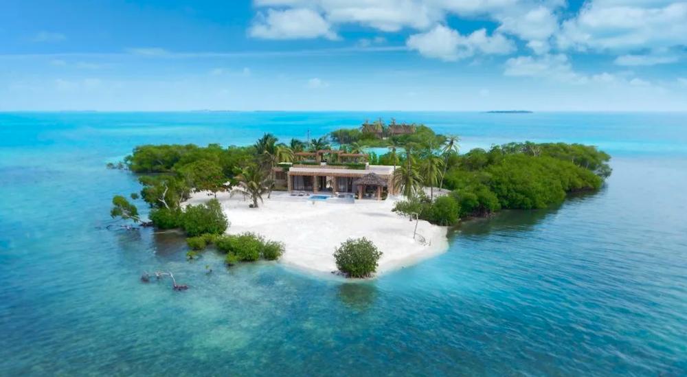 купить необитаемый остров недорого