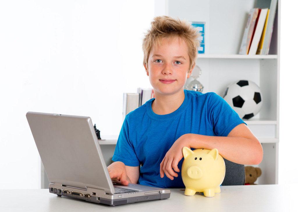 как заработать в интернете для подростков