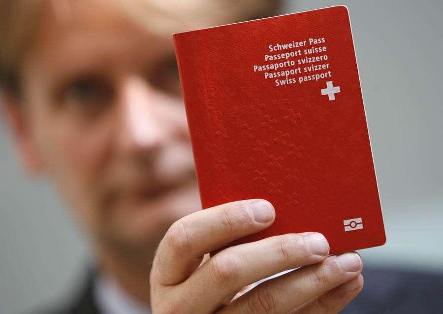 двойное гражданство швейцария