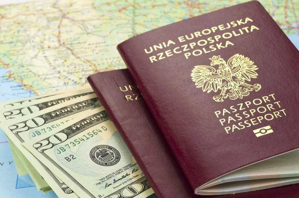 второе гражданство польши