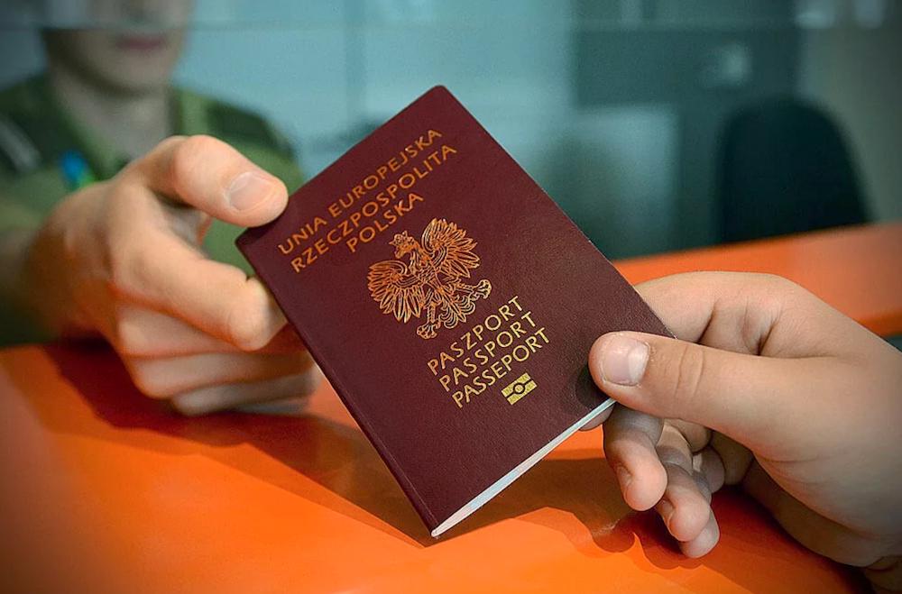 польша двойное гражданство