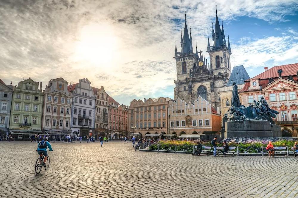 гражданство в чехии