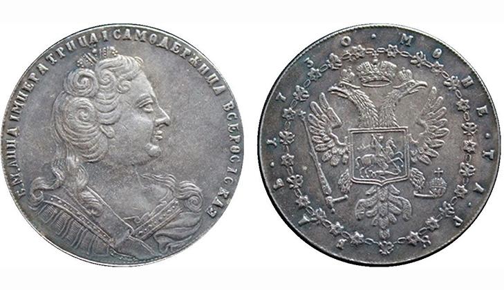 очень дорогие монеты