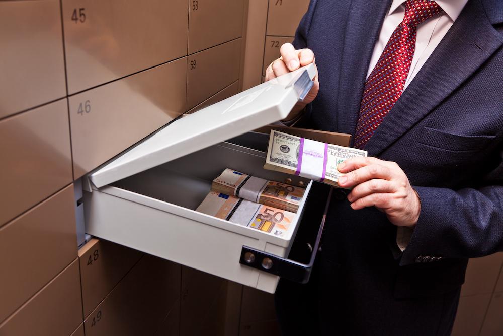 открыть счёт в банке